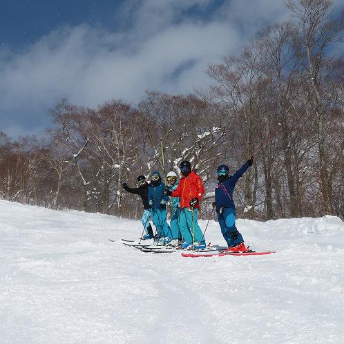 K2スキーキャンプ2期奥中山 3/27(土)~3/28(日)