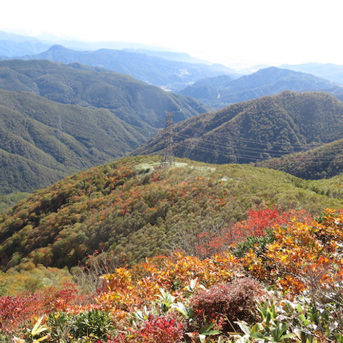 浅間 賽の河原 (10月31日)