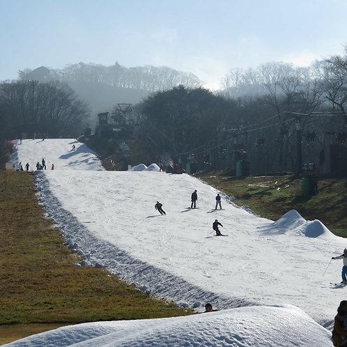 軽井沢初滑りスキーキャンプ2期 11/10(火)~11/11(水)