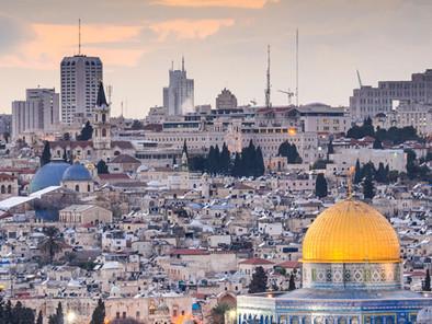 We Science at Jerusalem. Join us