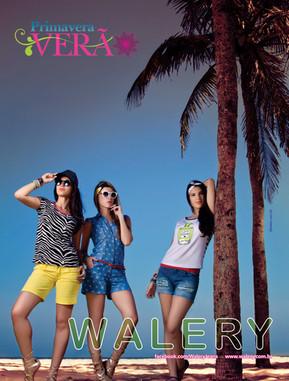 Anúncio Revista Elle - Walery Jeans