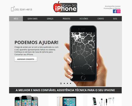 Casa do Iphone