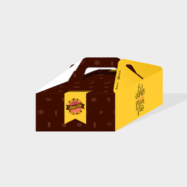 Embalagem para bolos MaxiPão
