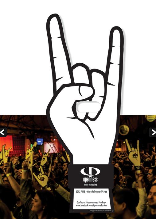 Mão do Rock - Arraiá do Rock - Openness