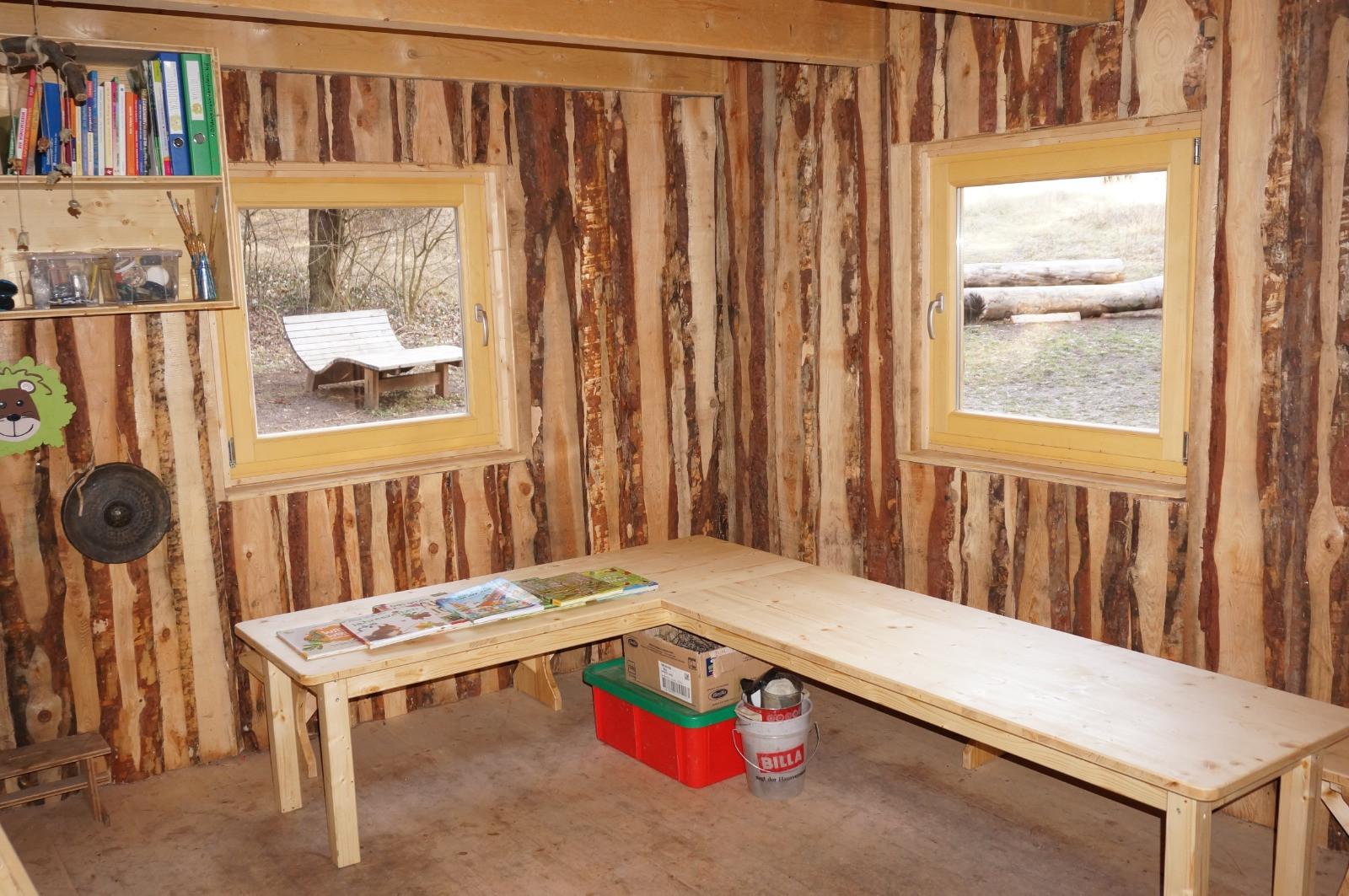 Waldleos Hütte