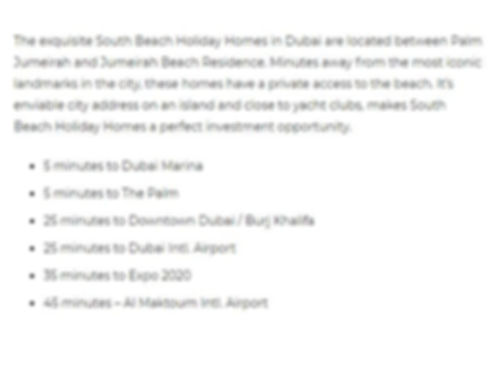 Dubai Real Estate Offplan