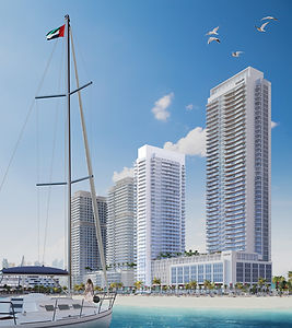 Holiday Homes South Beach By Emaar