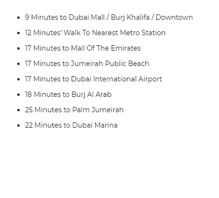 Dubai Real Estate Offplan