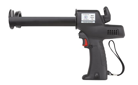 Пистолет аккумуляторный Sormat IPU 380 A для инжекционной массы