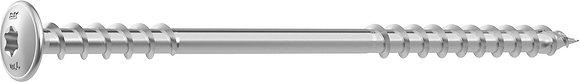 Шурупы HECO-TOPIX-T Solar Stainless steel A2 плоской головой и шлицем T-Drive
