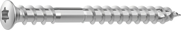 Шурупы HECO-TOPIX Decking screws Stainless steel A4 с двойной резьбой