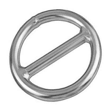 Кольцо с перемычкой