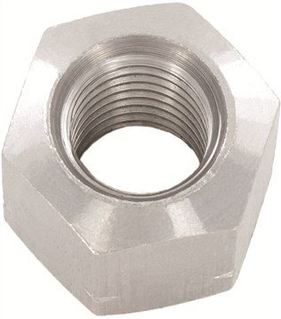 Гайка шестигранная, высота = 1,5 диаметра