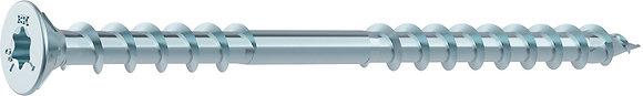 Шурупы HECO-TOPIX-Therm с двойной резьбой, потайной головой и шлицем T-Drive