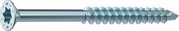 Шурупы HECO-UFIX для МДФ с неполной резьбой, потайной головой