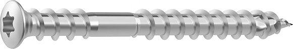 Шурупы HECO-TOPIX Decking screws Stainless steel A2 с двойной резьбой