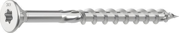 Шурупы HECO-TOPIX Decking screws Stainless steel A2 с неполной резьбой