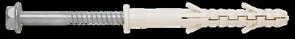 Универсальные фасадные дюбели с шурупом Sormat S-UF MG