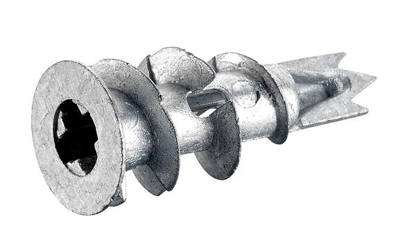Самонарезающие металлические анкеры для листовых материалов с шурупом Sormat KLA