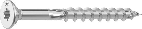 Шурупы HECO-TOPIX Stainless steel A2 с зенковочными ребрами и шлицем T-Drive