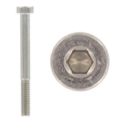 Din 7984 Болт с цилиндрической головкой и внутренним шестигранником под ключ