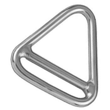 Кольцо треугольное с перемычкой
