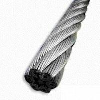 Трос нержавеющий с плетением 7х19 мягкий