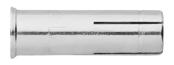 Забивные анкеры из электрооцинкованной стали с буртиком Sormat LAL+