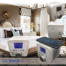 CT-989FW Wireless Charging Digital Alarm