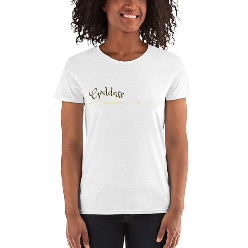 Moon Goddess Women's short sleeve t-shirt