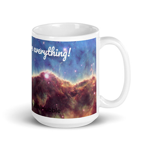 """Frequencies are everything"" Mug"