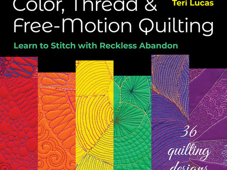 Color, Thread and Free-Motion Quilting