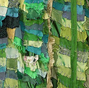 Capturing the essence of Springtime in Textile Art