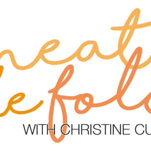 beneath the folds with Christine Cunningham