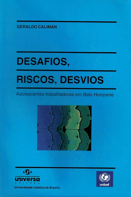 DESAFIOS, RISCOS, DESVIOS: ADOLESCENTES TRABALHADORES EM BELO HORIZONTE