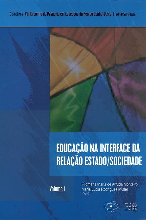 EDUCAÇÃO NA INTERFACE DA RELAÇÃO ESTADO/SOCIEDADE