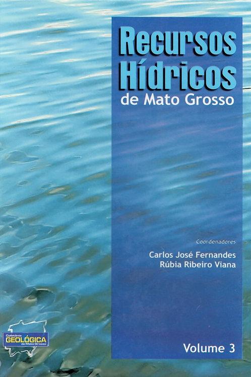 RECURSOS HÍDRICOS DE MATO GROSSO