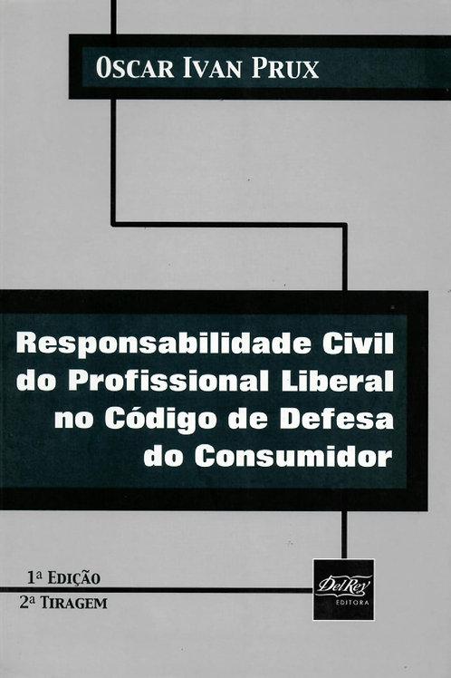 RESPONSABILIDADE CIVIL DO PROFISSIONAL LIBERAL NO CÓDIGO DE DEFESA DO CONSUMIDOR