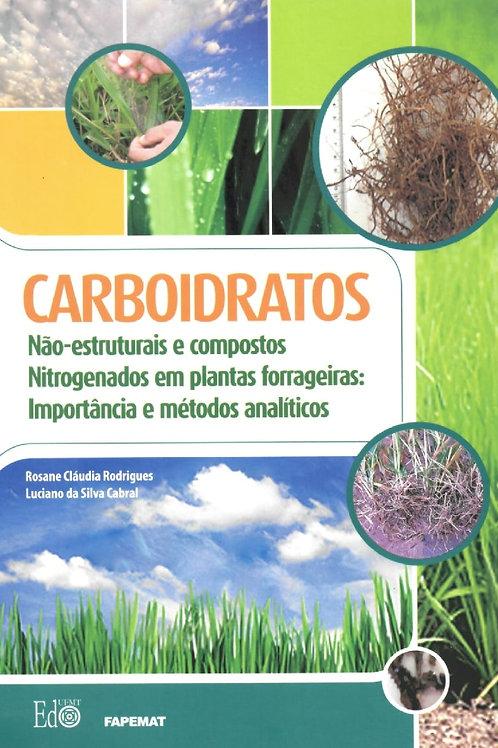 CARBOIDRATOS NÃO-ESTRUTURAIS E COMPOSTOS NITROGENADOS EM PLANTAS FORRAGEIRAS; IM
