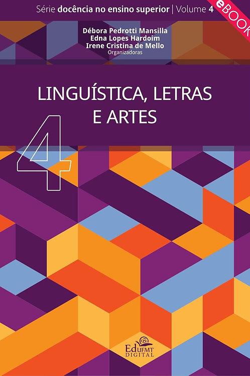 LINGUÍSTICA, LETRAS E ARTES