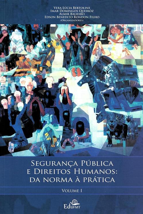 SEGURANÇA PÚBLICA E DIREITOS HUMANOS: DA NORMA A PRÁTICA - VOLUME I