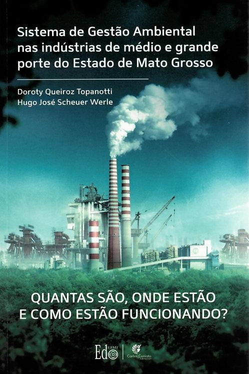 SISTEMA DE GESTÃO AMBIENTAL NAS INDÚSTRIAS DE MÉDIO E GRANDE PORTE DO ESTADO DE