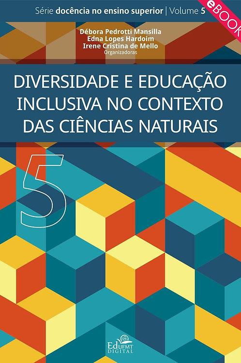 DIVERSIDADE E EDUCAÇÃO INCLUSIVA NO CONTEXTO DAS CIÊNCIAS NATURAIS