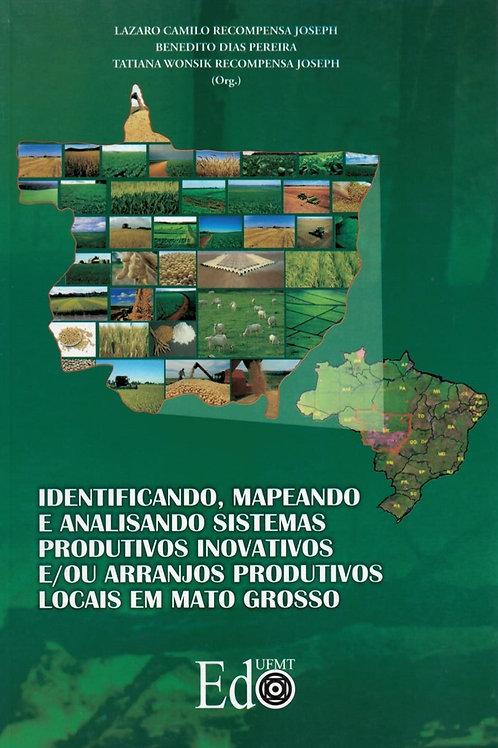 IDENTIFICANDO, MAPEANDO E ANALISANDO SISTEMAS PRODUTIVOS INOVATIVOS E/OU ARRANJO