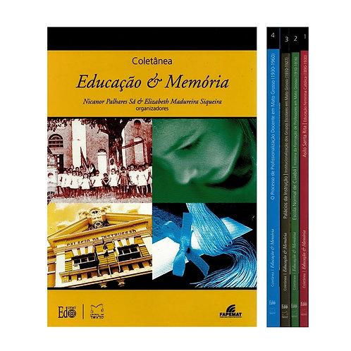 COLETÂNEA EDUCAÇÃO E MEMÓRIA