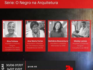 Série de Lives: O Negro na Arquitetura