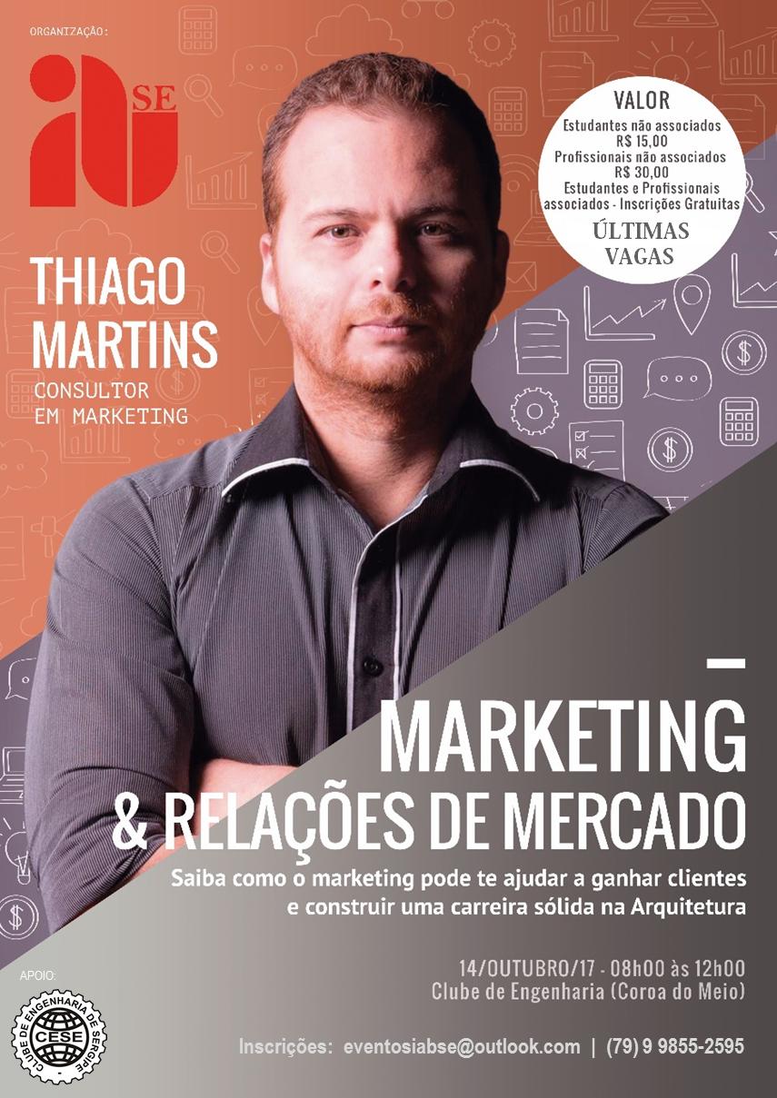 Marketing e Relações de Mercado