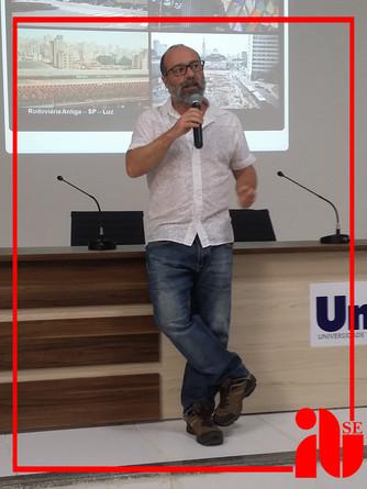 Aula Inaugural do curso de Arquitetura e Urbanismo 2017.1 da Universidade Tiradentes