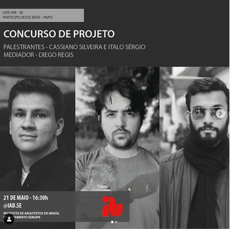 Live: Concurso de Projeto
