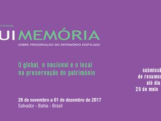 Arquimemória 5 acontecerá no fim de novembro em Salvador